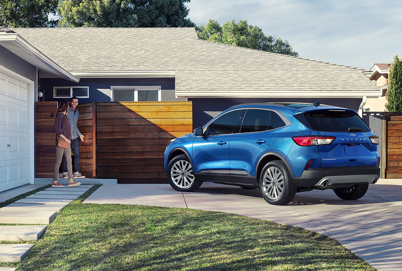 2020 Ford Escape Coming Soon design Elgin IL