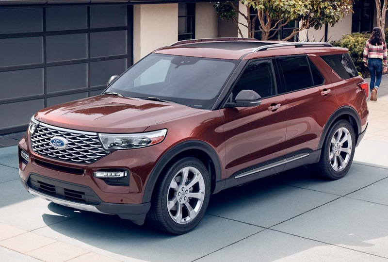 2020 Ford Explorer coming soon Elgin IL design