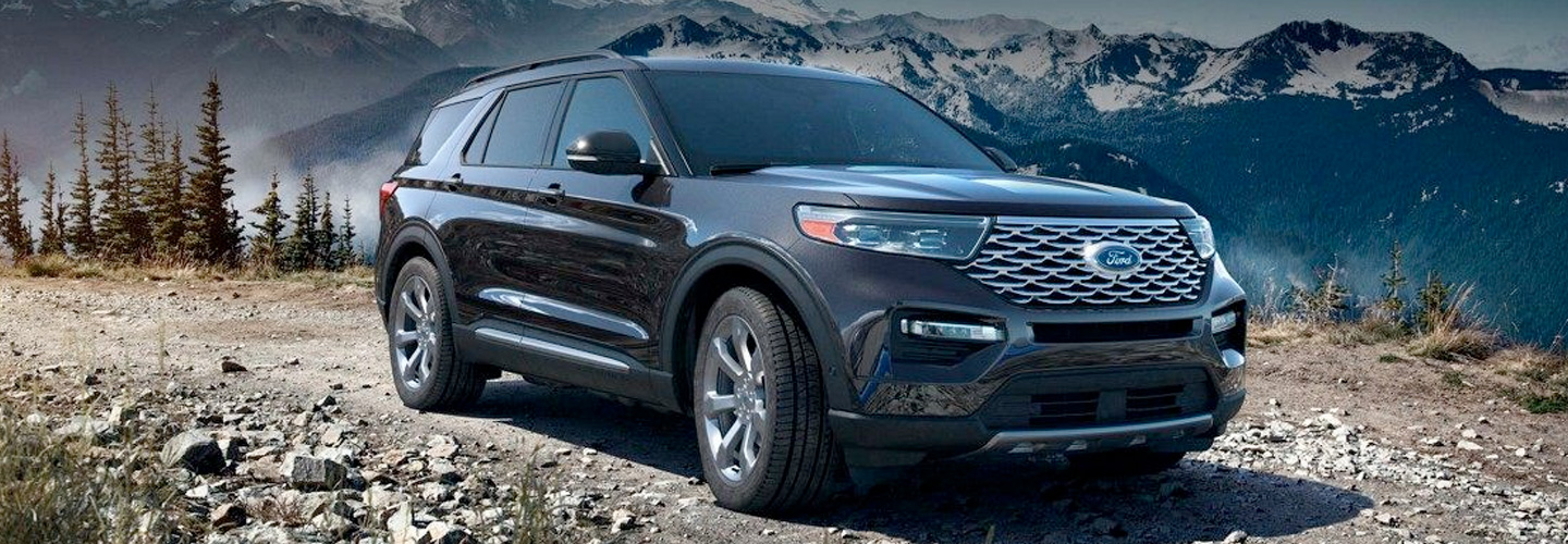 2020 Ford Explorer Coming Soon to Baton Rouge, LA, Near Lafayette & New Orleans