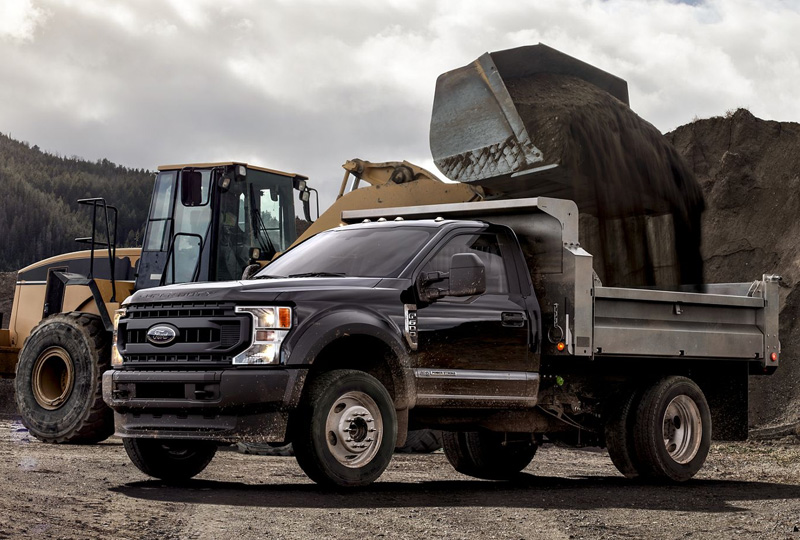 2020 Ford Super Duty Coming Soon design Elgin IL