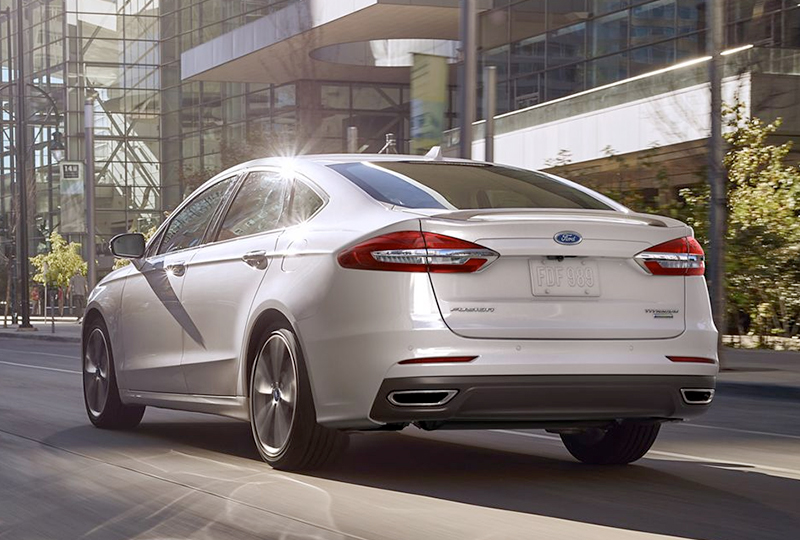 2020 Ford Fusion Performance