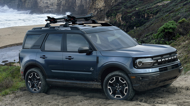 2021 Ford Bronco Sport  4x4
