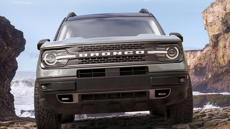 2021 Ford Bronco Sport  Find Your Wild with the All-New Bronco Sport