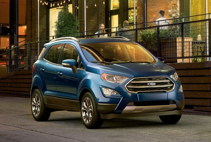 2021 Ford Ecosport Style