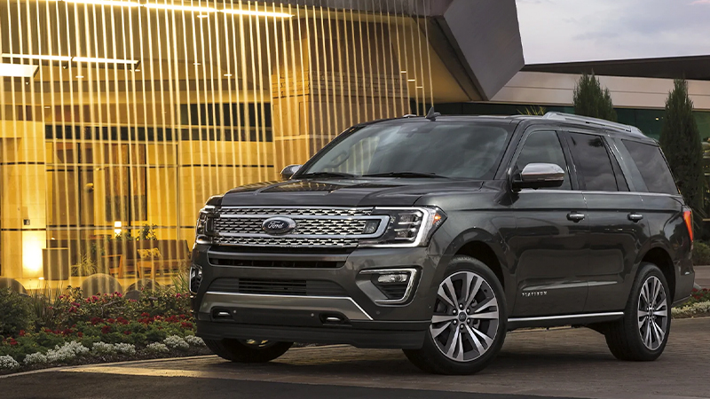 2021 Ford Expedition CAPABILITY
