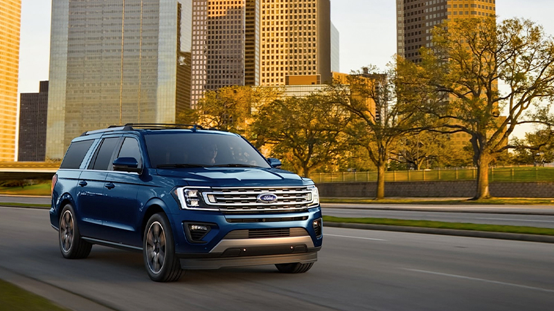 2021 Ford Expedition FLEXIBILITY