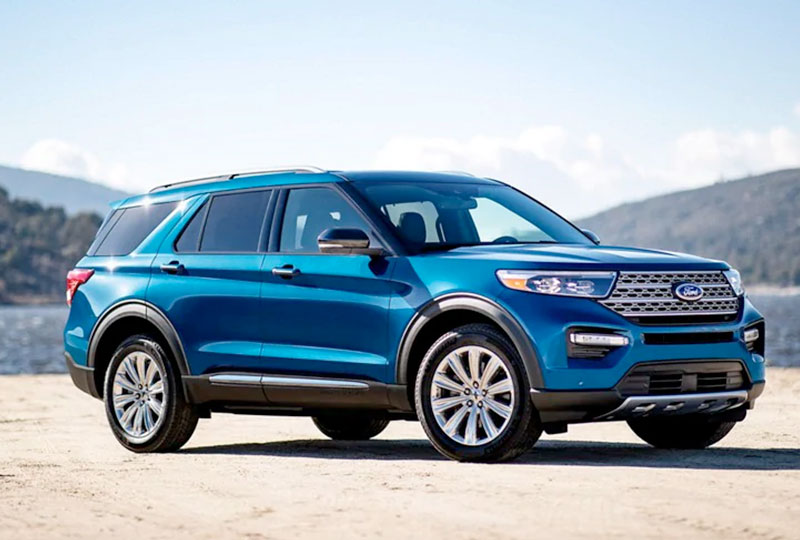 2021 Ford Explorer Limited PERFORMANCE