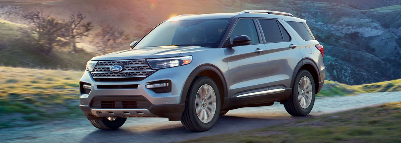 2021 Ford Explorer HEADER