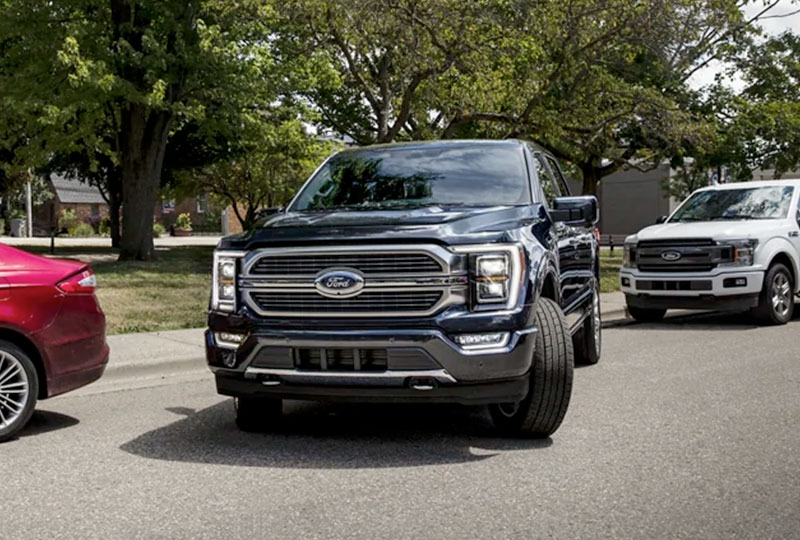 2021 Ford F-150  Capability
