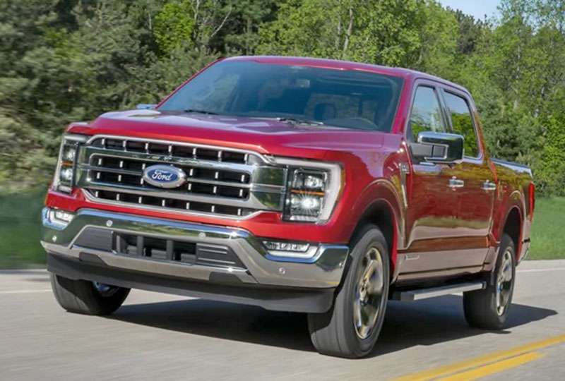 2021 Ford F-150  Power