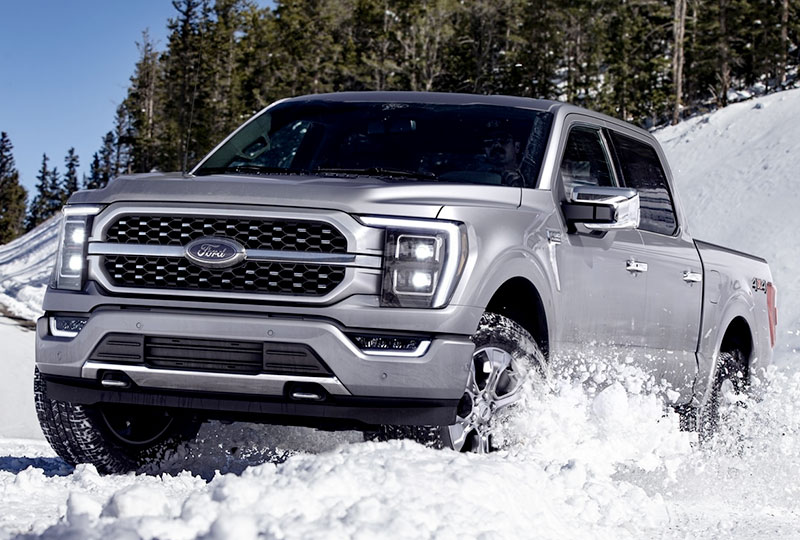 2021 Ford F-150  Tough