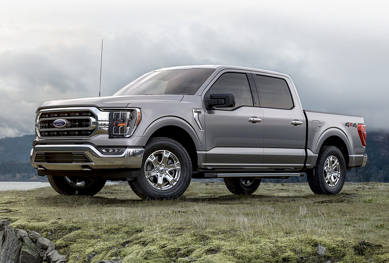 2021 Coming soon F-150 purpose-built