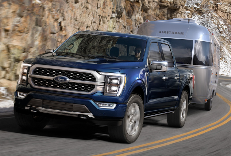 2021 Coming soon F-150 moves mountains