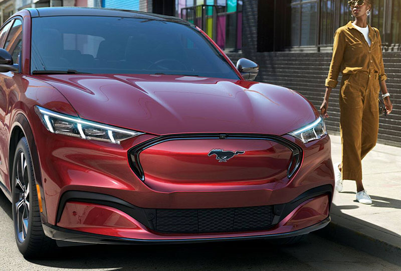 Pre-Order Your 2021 Ford Mustang Mach-E in Winter Haven ...