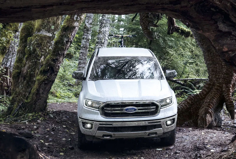 2021 Ford Ranger  Adventure