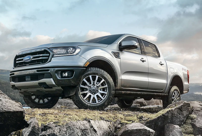 2021 Ford Ranger  Tough