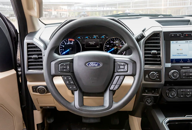 2021 Ford Super Duty  Power