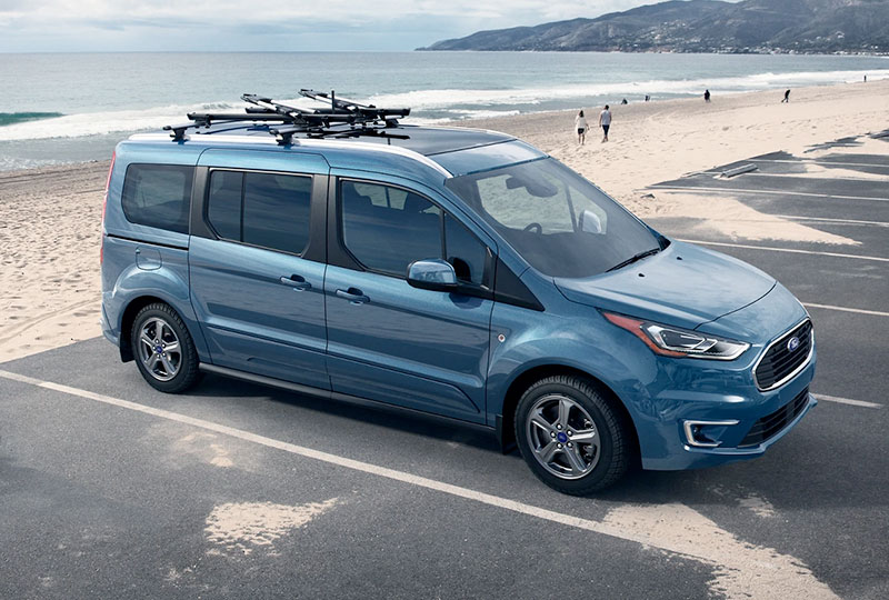 2021 Ford Transit Connect  Smart