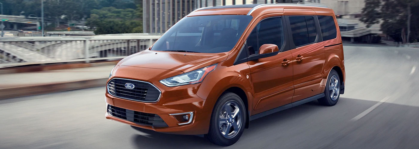 2021 Ford Transit Connect   HEADER