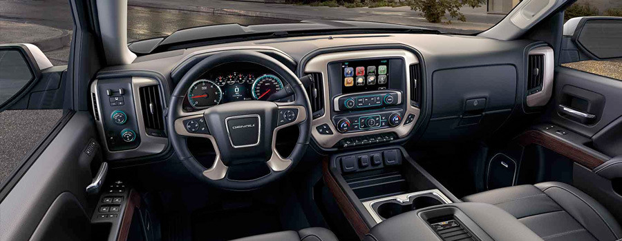 2017-GMC-SavanaPassenger-A HIGHER STANDARD OF COMFORT