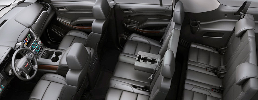 The 2017 Yukon XL Full Size Extended SUV Makes A Powerful Impression With  Its Confident Lines And Aerodynamic Proportions. Bold Exterior Styling  Ques, GMC ...