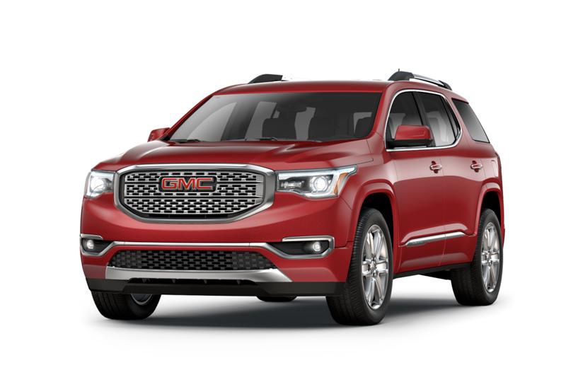 Jones Buick Sumter >> 2018 GMC Acadia Denali in Sumter, SC, Serving Columbia