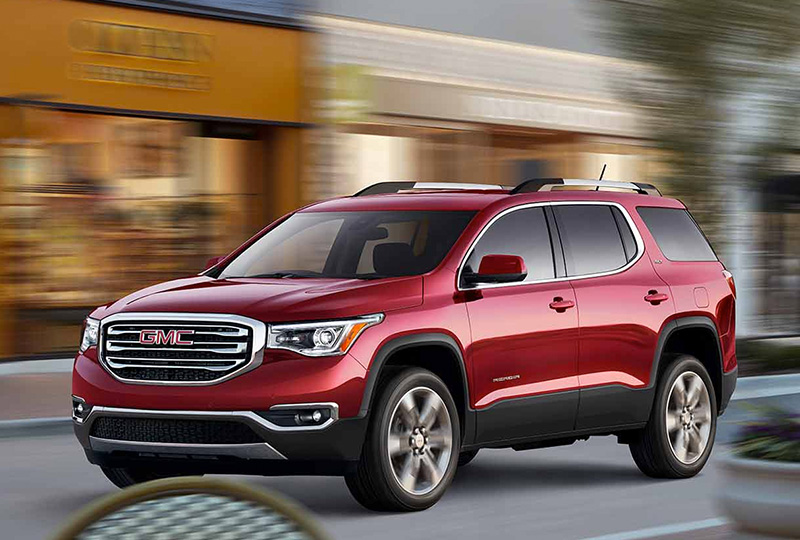 Jones Buick Sumter U003eu003e 2018 GMC Acadia In Sumter, SC, Serving Columbia