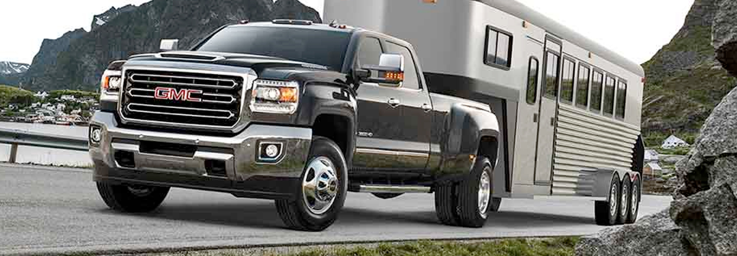 2018 Gmc Sierra 3500 Hd In Manhattan Ks Serving Fort Riley