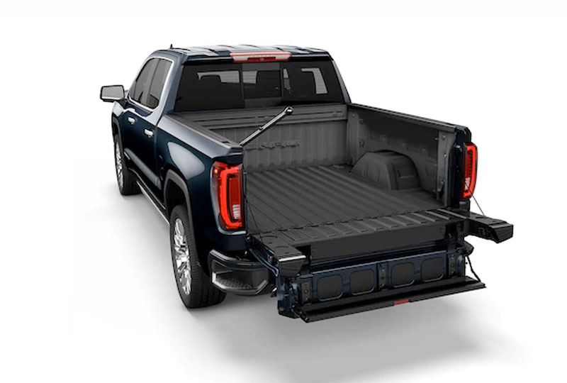 40/20/40-split folding rear seating