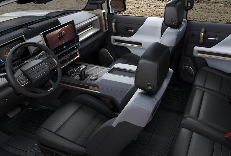 2020 GMC Hummer EV design