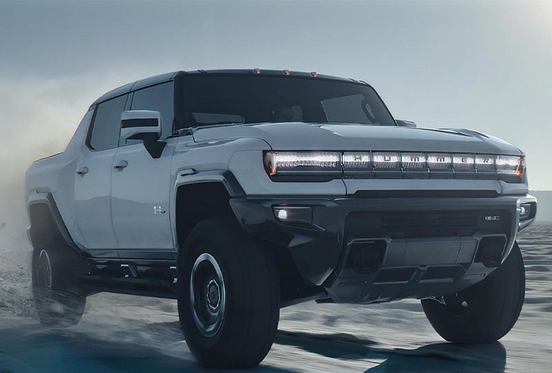 2020 GMC Hummer EV revolution