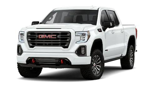 2021 GMC Sierra 1500  trim
