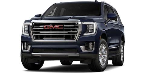 2021 GMC Yukon XL   trim