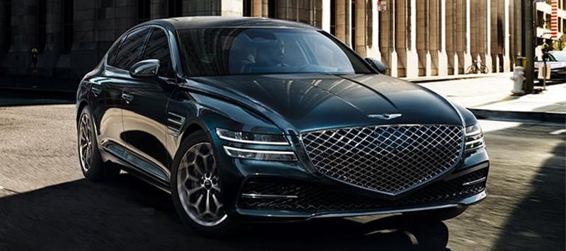 2021 Genesis G80  Performance