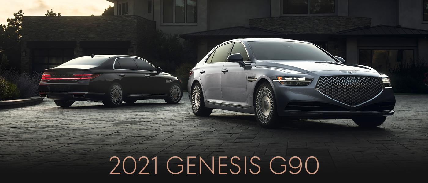 2021 Genesis G90 HEADER
