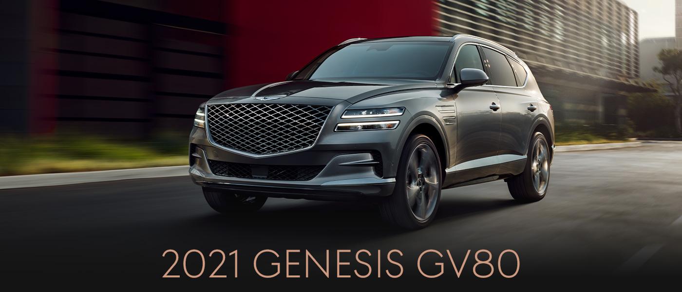 2021 Genesis GV80   HEADER