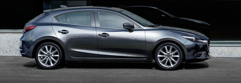 2018 Mazda 3 5-Door Baton Rouge, LA, Serving Lafayette, New Orleans