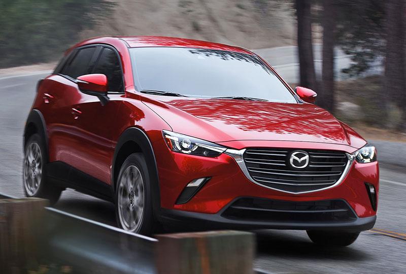2021 Mazda CX-3 EXTERIOR2