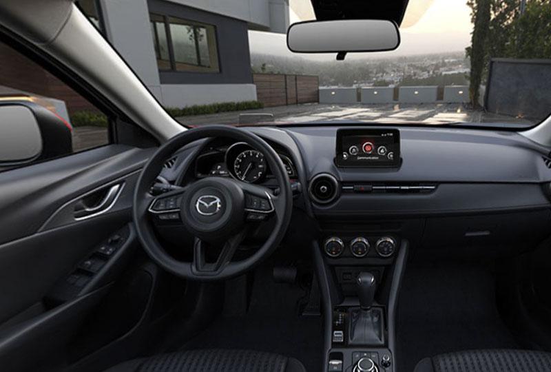 2021 Mazda CX-3 INTERIOR1