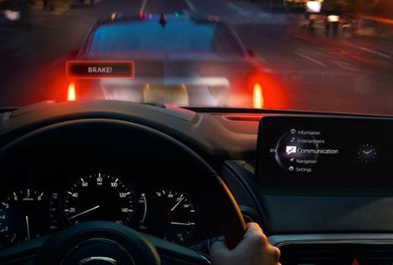 2021 Mazda CX-9 SAFETY