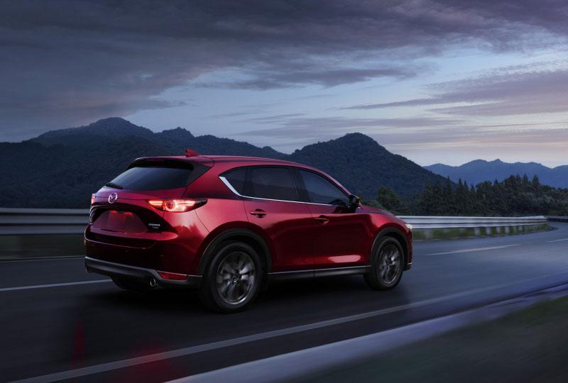 2021 Mazda CX-30 TECHNOLOGY