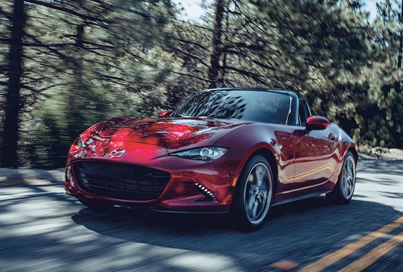 2021 MX-5-Miata PERFORMANCE