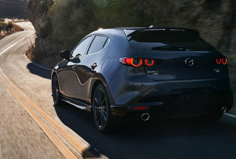 2021 Mazda-3-Hatchback DESIGN