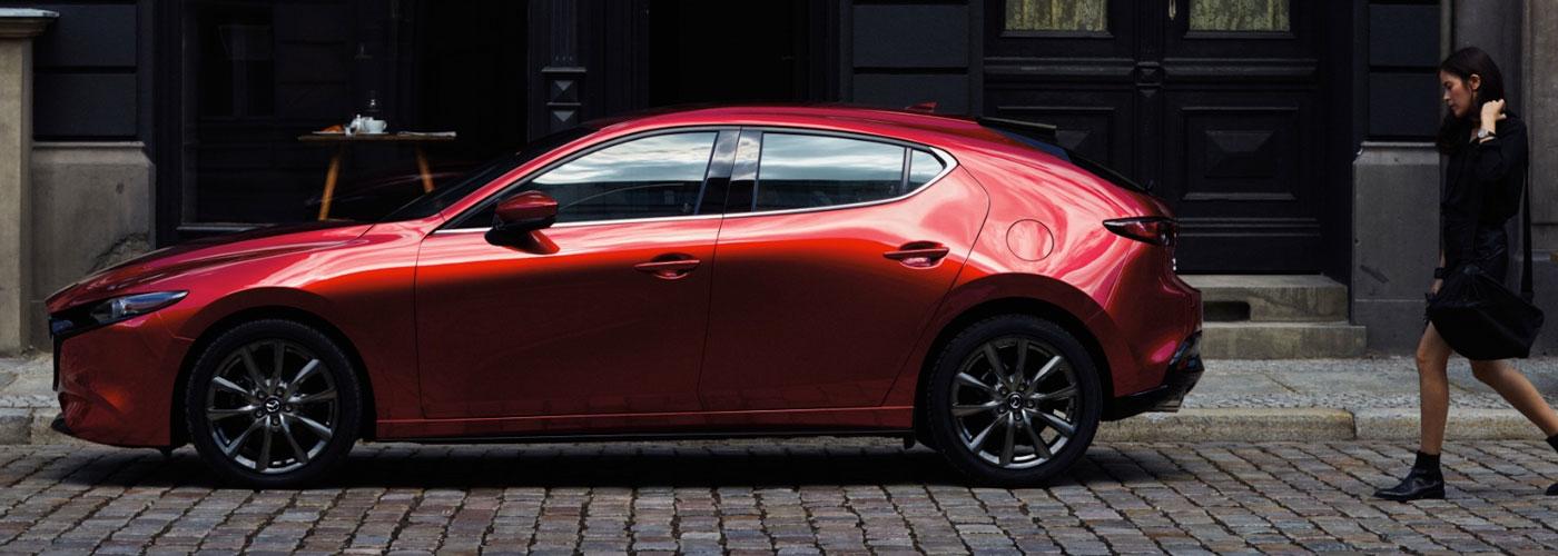 2021 Mazda-3-Hatchback