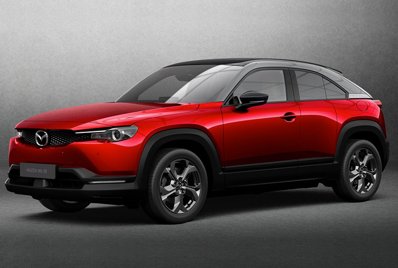 2022 Mazda MX-30 HYBRID