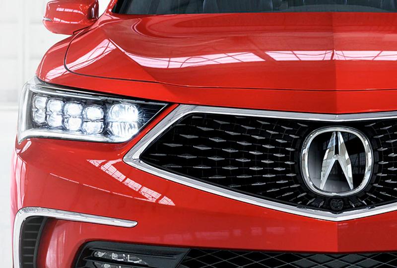 2020 Acura RLX Design
