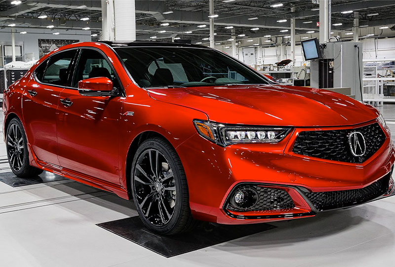 2020 Acura TLX Power