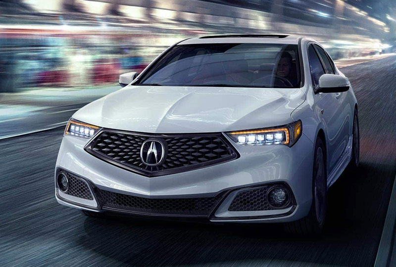 2020 Acura TLX Safety