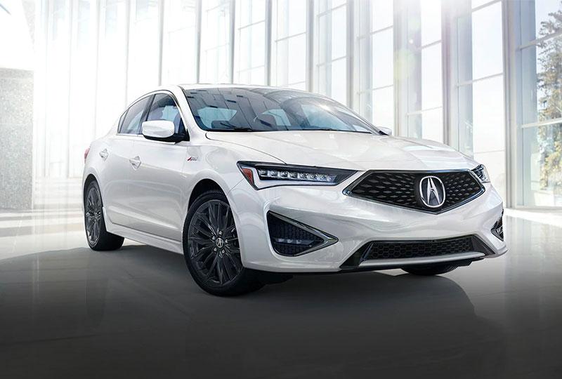 2021 Acura ILX  Design