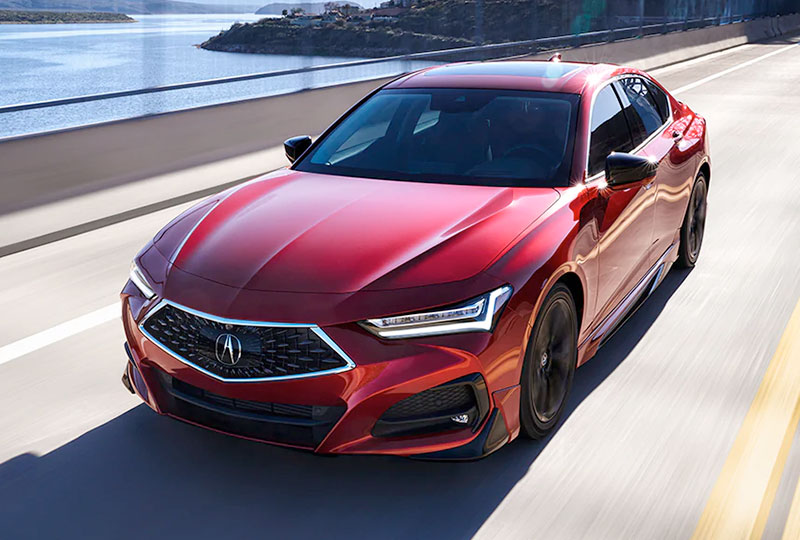 2021 Acura TLX  PERFORMANCE
